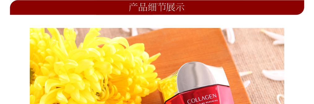 2013胶原蛋白化妆品|翌生美胶原臻蔲焕颜再生霜|补水抗皱|胶原蛋白护肤品21